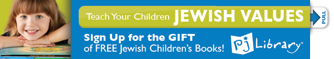 Sign Up for Books with Jewish Values