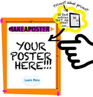 Make-a-Poster Contest from Voices & Visions | PJ Library