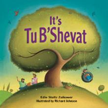It's Tu B'Shevat