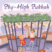 Sky-High Sukkah