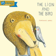 The lion and the bird book cover