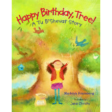 Happy Birthday, Tree!
