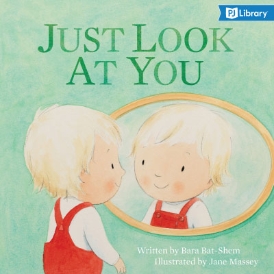 Just Look At You Read-Aloud
