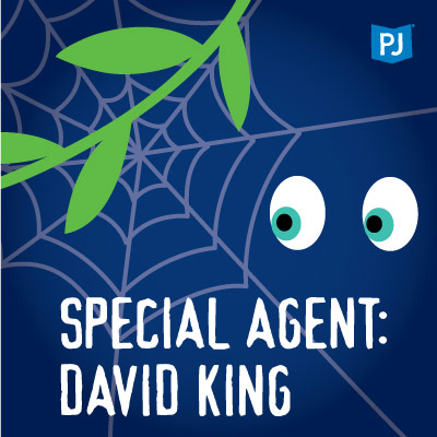 Special Agent: David King