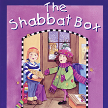 The Shabbat Box book cover