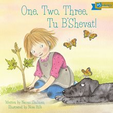 One Two Three Tu B'Shevat