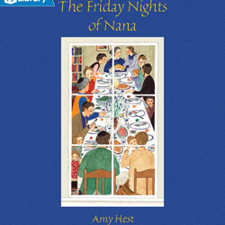 The Friday Nights of Nana book cover