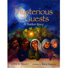 The Mysterious Guests by Eric A. Kimmel