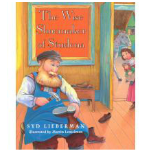 The Wise Shoemaker of Studena by Syd Lieberman