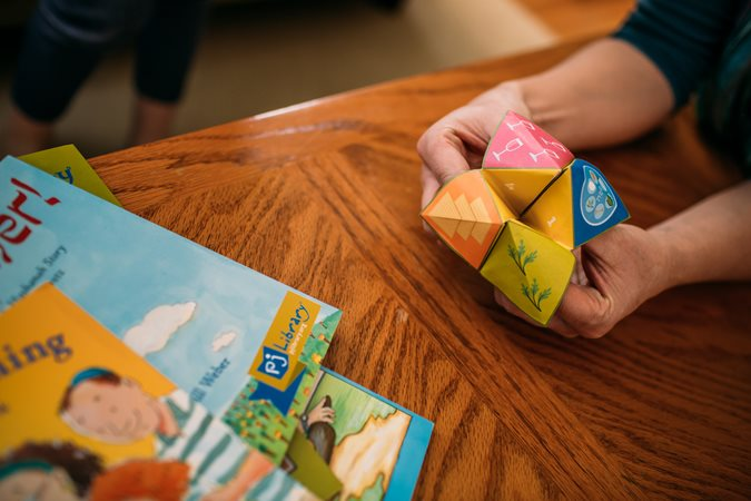 passover question catchers for kids