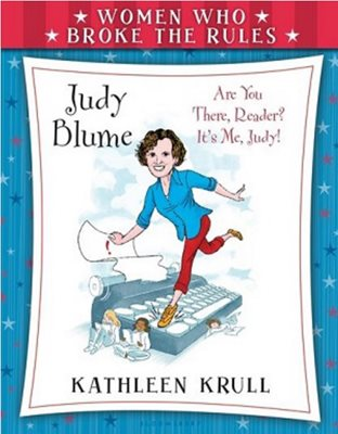 Women Who Broke the Rules: Judy Blume
