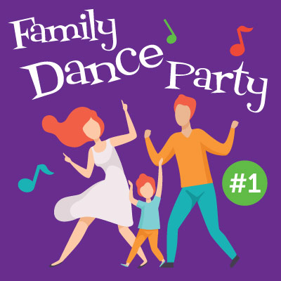Family Dance Party #1