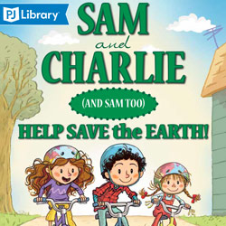 Sam and Charlie (and Sam Too) Help Save the Earth! book cover