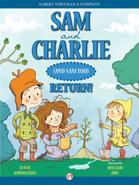 Sam and Charlie (and Sam too) Return! book cover