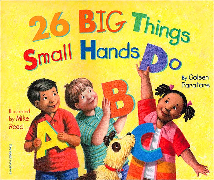 26 Big Things Small Hands Can Do