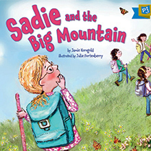 SSadie and the Big Mountain book cover