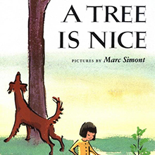 A Tree is Nice book cover