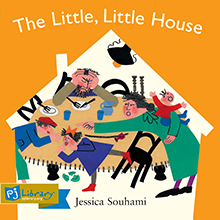 The Little, little house Book cover