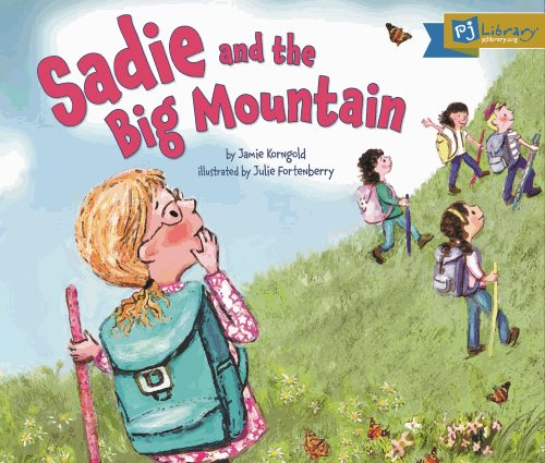 Sadie and the Big Mountain book cover